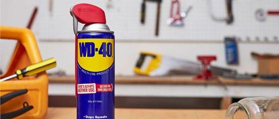 טיפים ל-DIY בבית מאת WD40