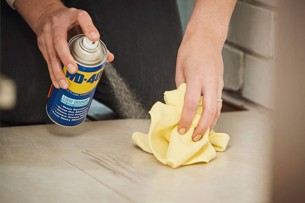 Image result for remove rust stains on tiles floor