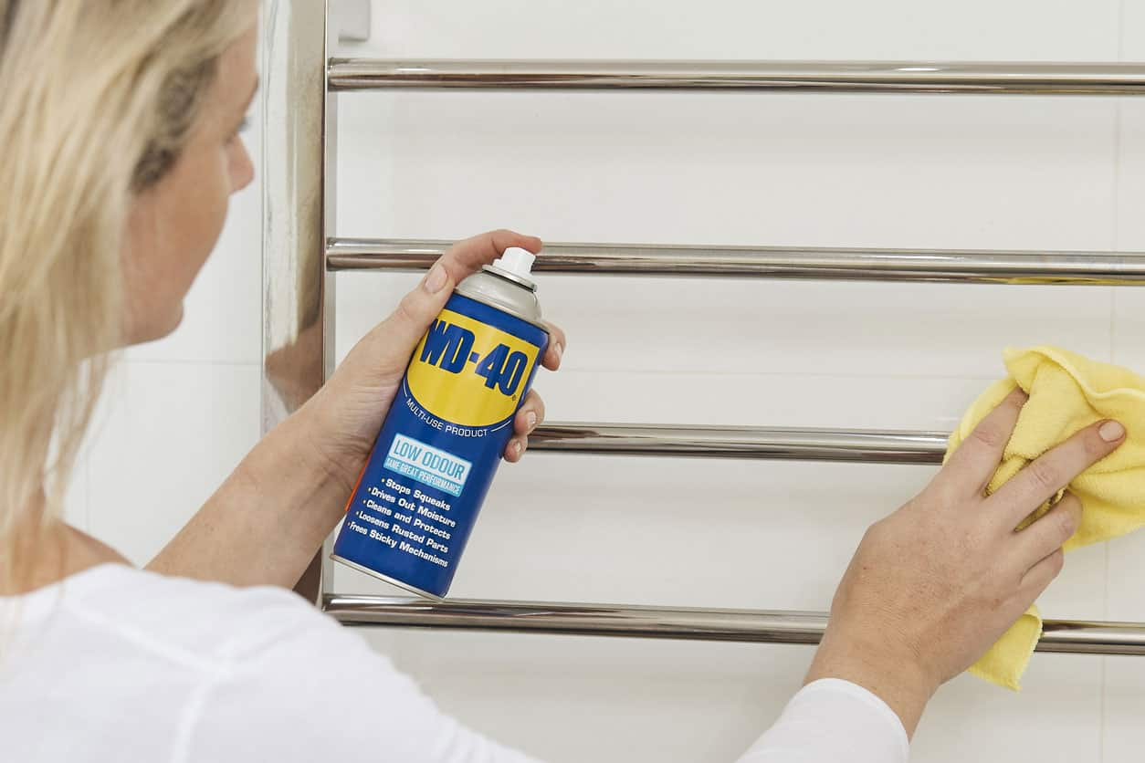How To Remove Rust From Stainless Steel In The Laundry Area Wd 40 Australia
